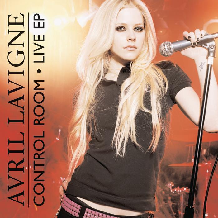 AVRIL LAVIGNE - Control Room Live EP