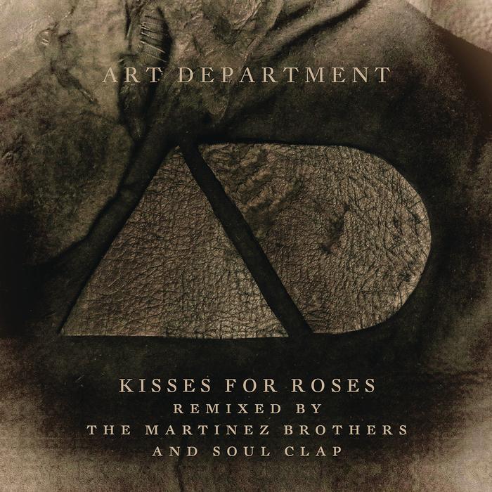 ART DEPARTMENT - Kisses For Roses