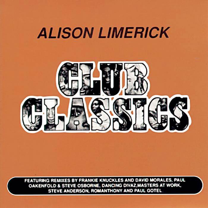 ALISON LIMERICK - Club Classics