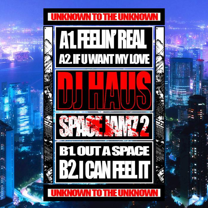 DJ HAUS - Space Jamz Vol 2