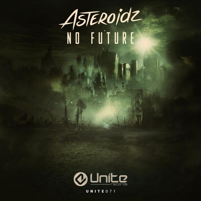 ASTEROIDZ - No Future