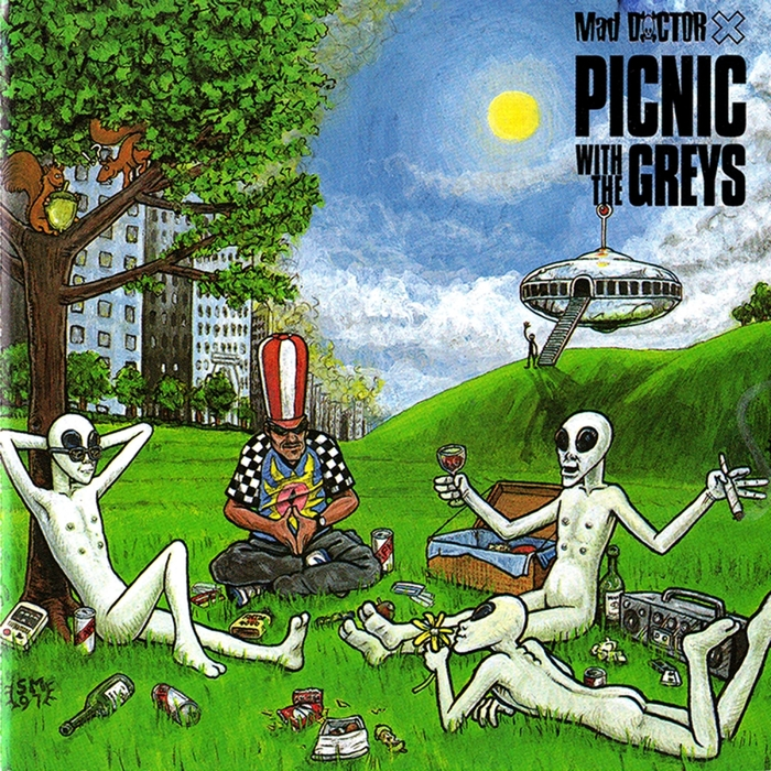 MAD DOCTOR X - Picnic With The Greys