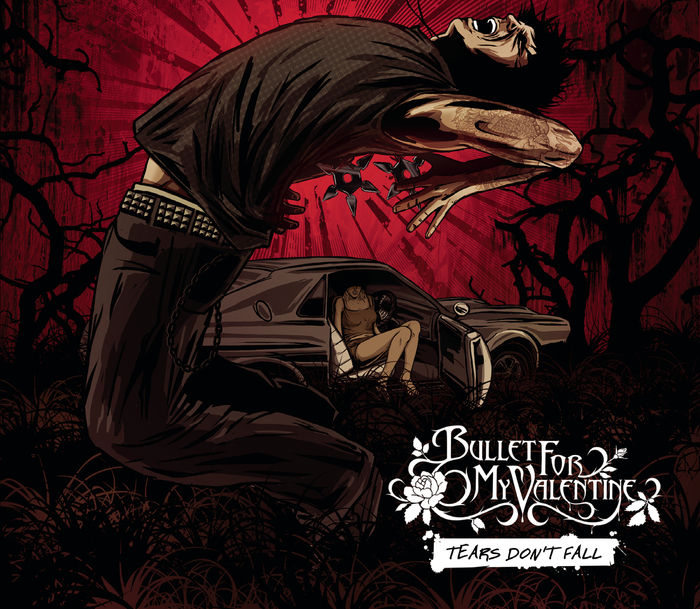 BULLET FOR MY VALENTINE - Tears Don't Fall