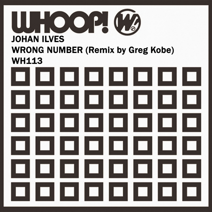 JOHAN ILVES - Wrong Number