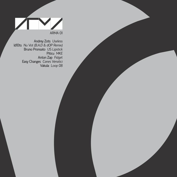 VARIOUS - Arma01
