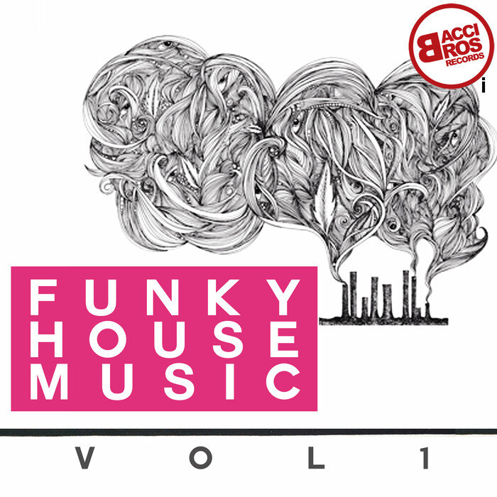 VARIOUS - Funky House Music Vol 1