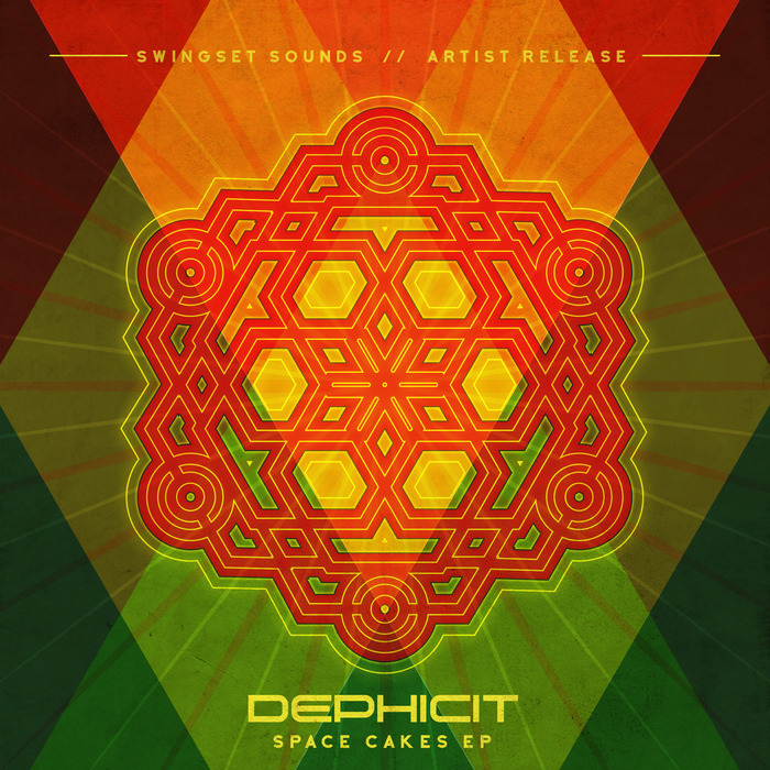 DEPHICIT - Space Cakes EP
