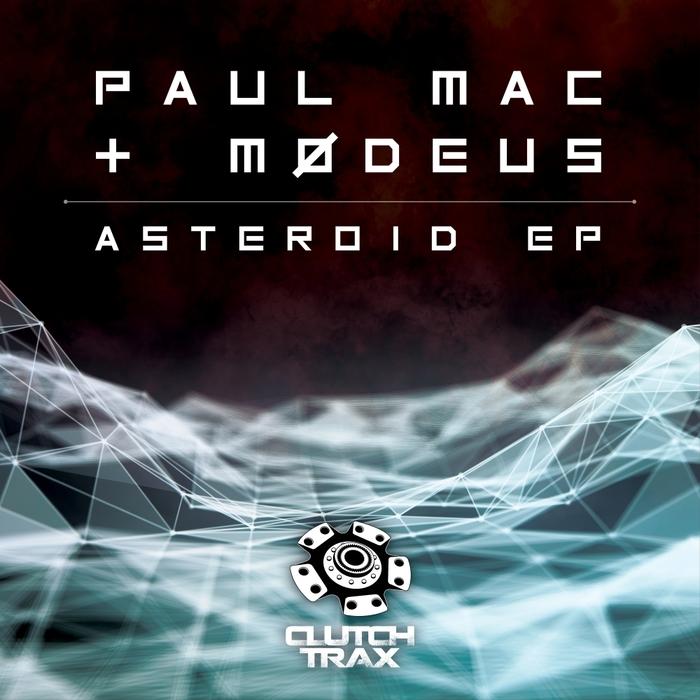 PAUL MAC/MADEUS - Asteroid EP