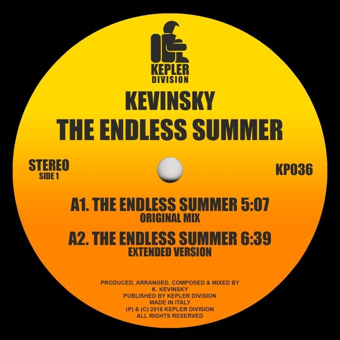 KEVINSKY - The Endless Summer
