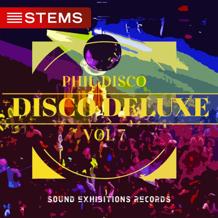 PHIL DISCO - Disco Deluxe Vol 7
