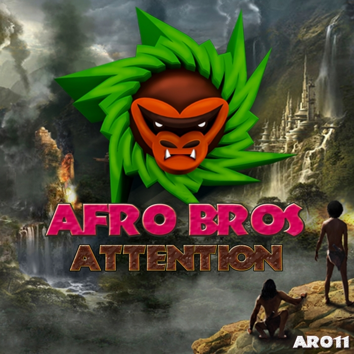 AFRO BROS - Attention
