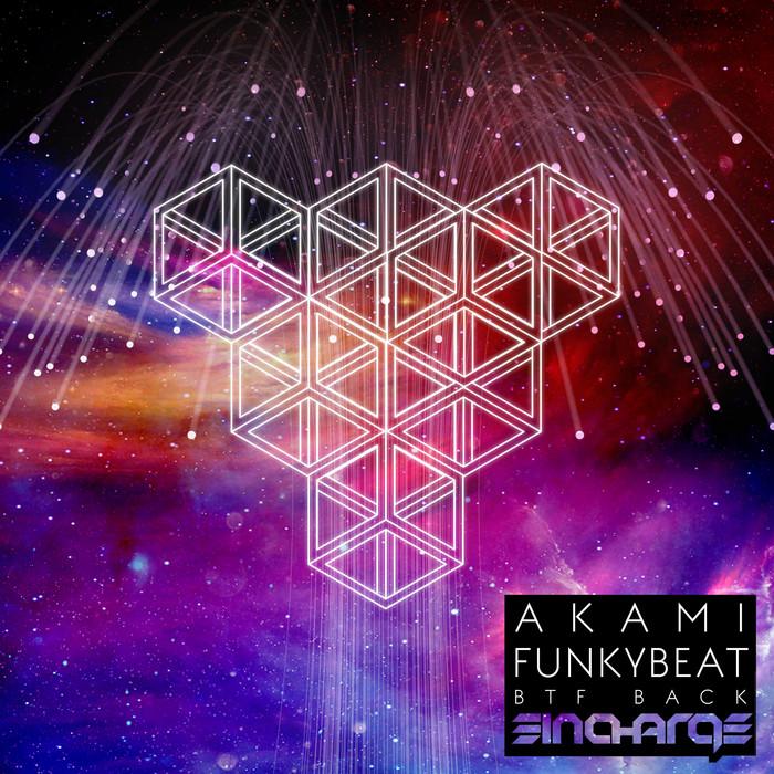 AKAMI/FUNKYBEAT - BTF Back