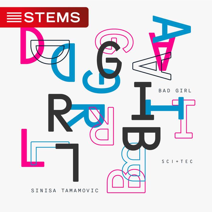 SINISA TAMAMOVIC - Bad Girl EP