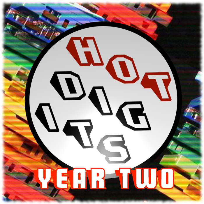 VARIOUS - Hot Digits: Year Two