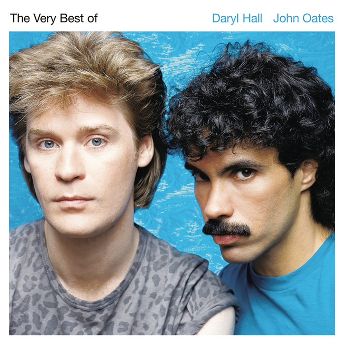 DARYL HALL & JOHN OATES - The Very Best Of Daryl Hall & John Oates