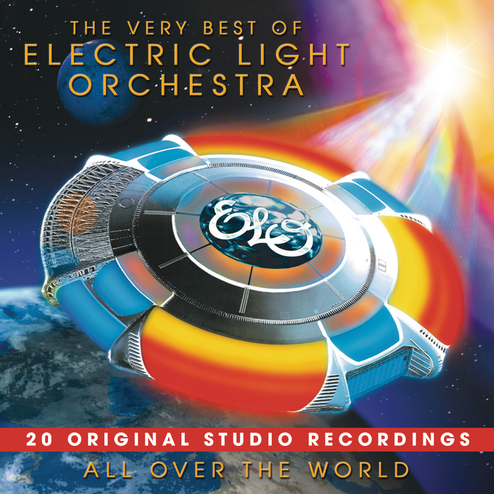 ELECTRIC LIGHT ORCHESTRA - All Over The World: The Very Best Of ELO (The Original Studio Recordings)