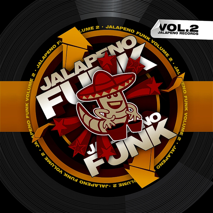 JALAPENO SOUND SYSTEM/VARIOUS - Jalapeno Funk Vol 2 (unmixed tracks)