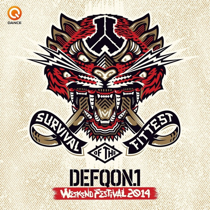 VARIOUS - Defqon 1 2014