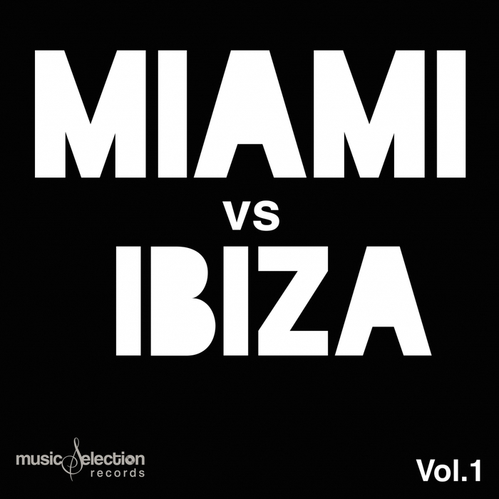 VARIOUS - Miami vs Ibiza