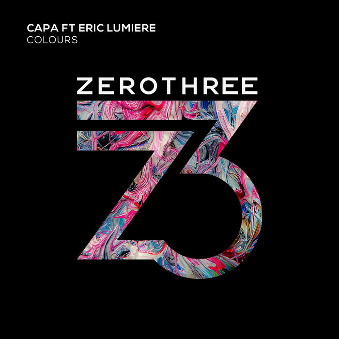 CAPA feat ERIC LUMIERE - Colours