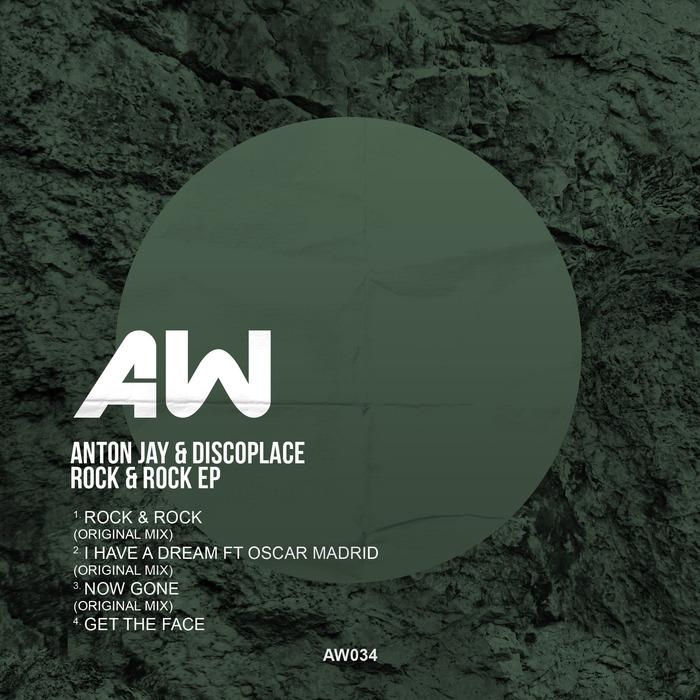 ANTON JAY/DISCOPLACE - Rock & Rock EP