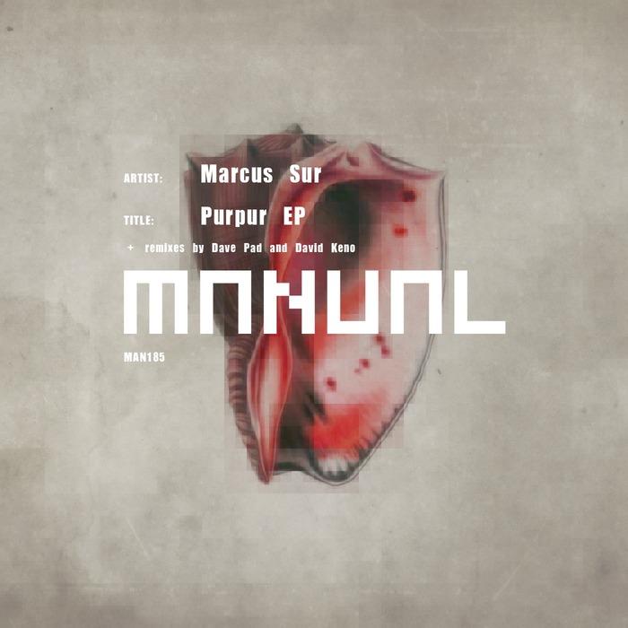 MARCUS SUR - Purpur EP