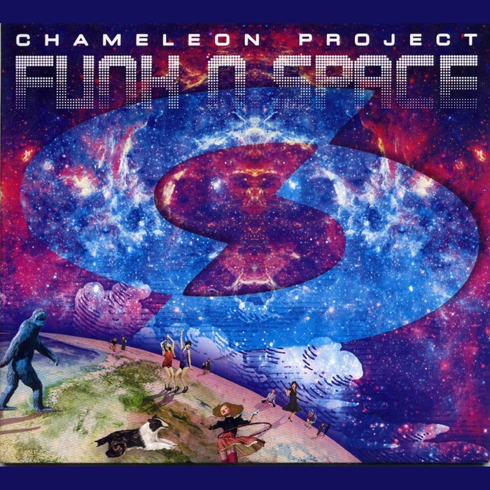 CHAMELEON PROJECT - Funk 'N' Space