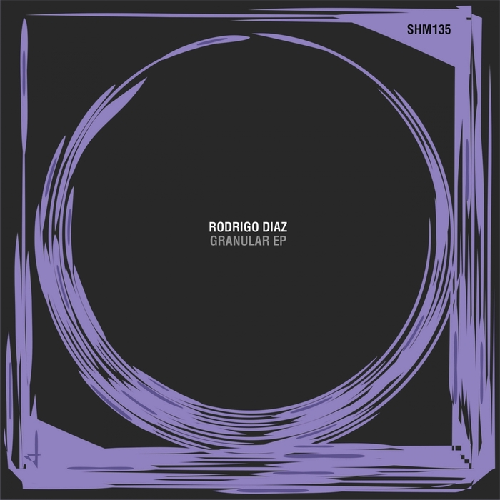RODRIGO DIAZ - Granular EP