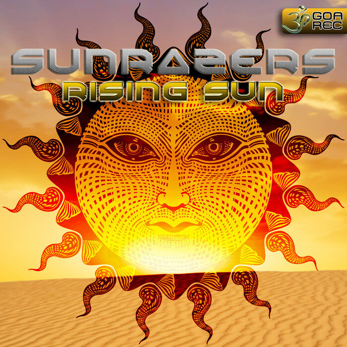 SUNRAZERS - Rising Sun