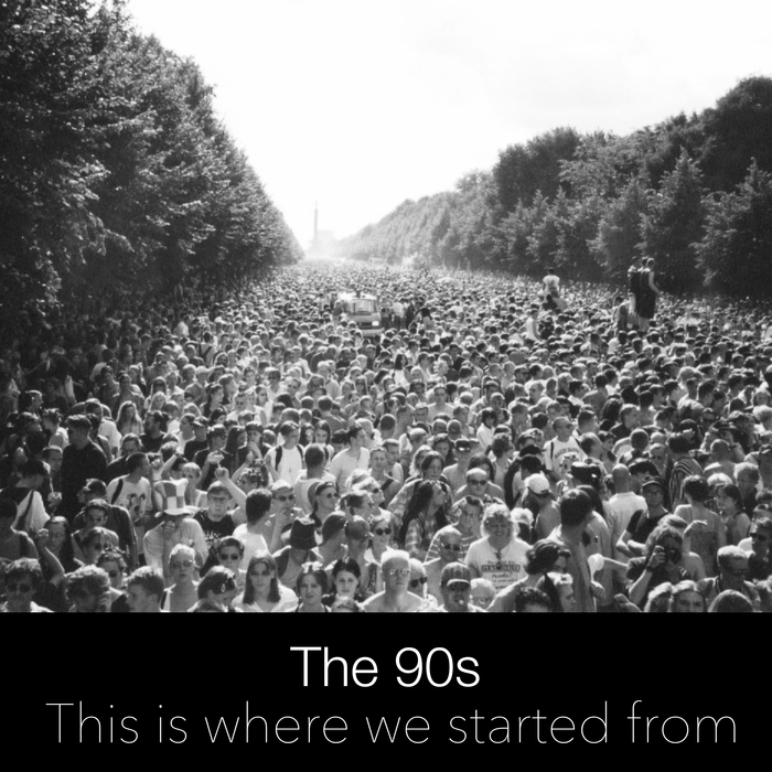 VARIOUS - The 90s/This Is Where We Started From