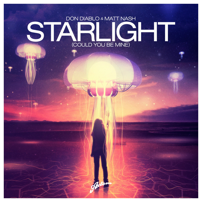 DON DIABLO/MATT NASH - Starlight (Could You Be Mine) (Front Cover