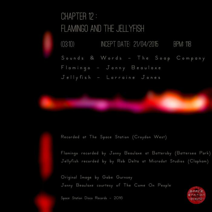 THE SOAP COMPANY - Flamingo & The Jellyfish