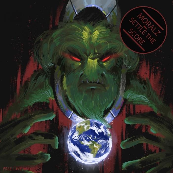 MORALZ - Settle The Score EP