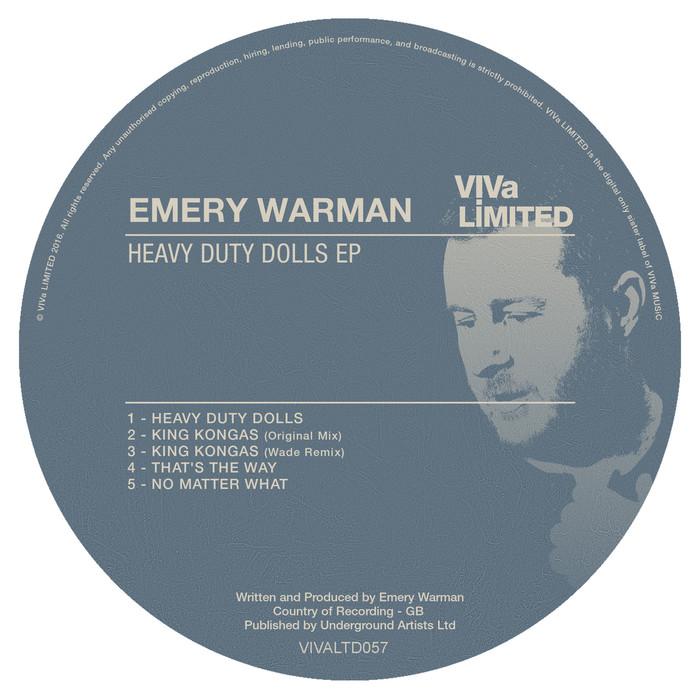 EMERY WARMAN - Heavy Duty Dolls EP