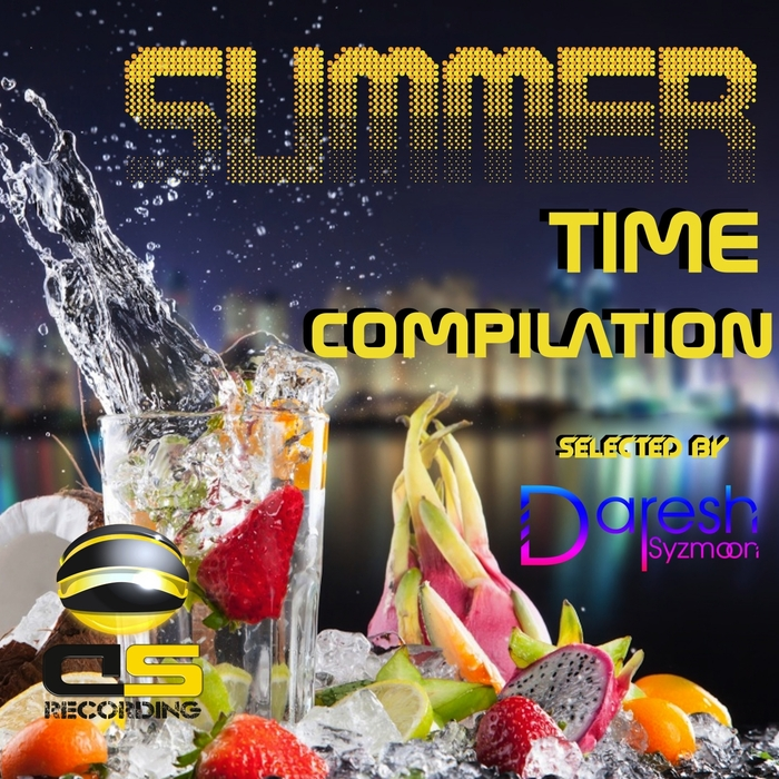 VARIOUS/DARESH SYZMOON - Summer Time Compilation (Selected By Daresh Syzmoon)