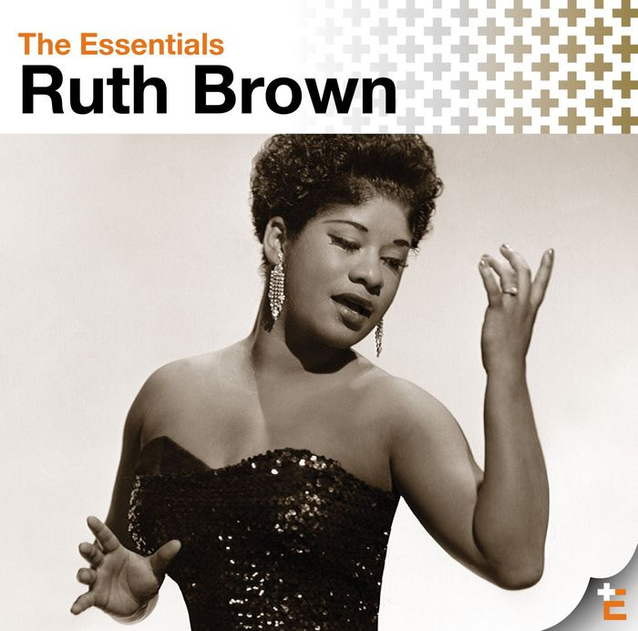 RUTH BROWN - The Essentials: Ruth Brown
