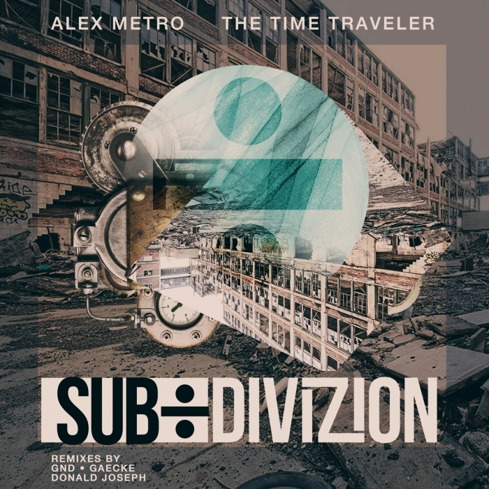 ALEX METRO - The Time Traveler