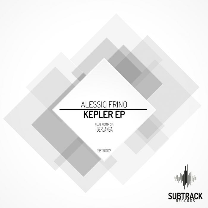 ALESSIO FRINO - Kepler EP