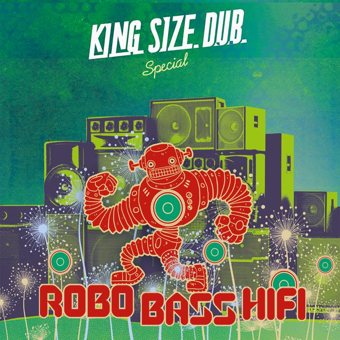 VARIOUS - King Size Dub Special (Robo Bass Hifi)