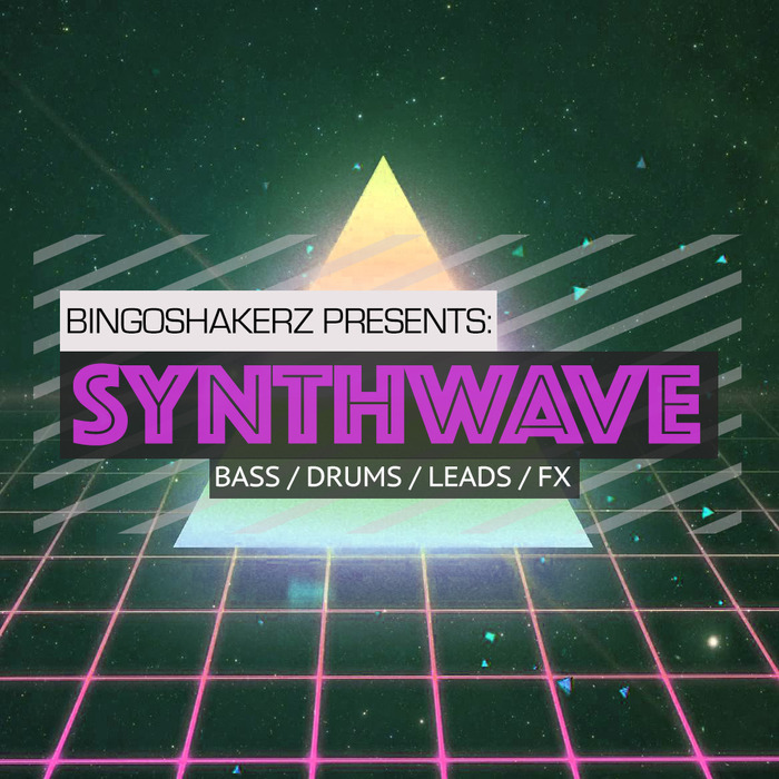 Bingoshakerz: Synthwave (Sample Pack WAV) at Juno Download