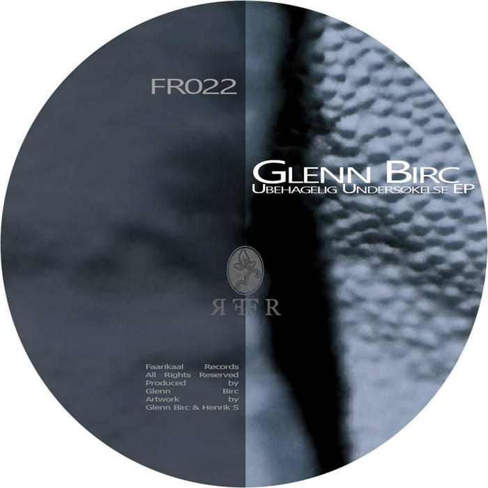 GLENN BIRC - Ubehagelig Undersoekelse EP