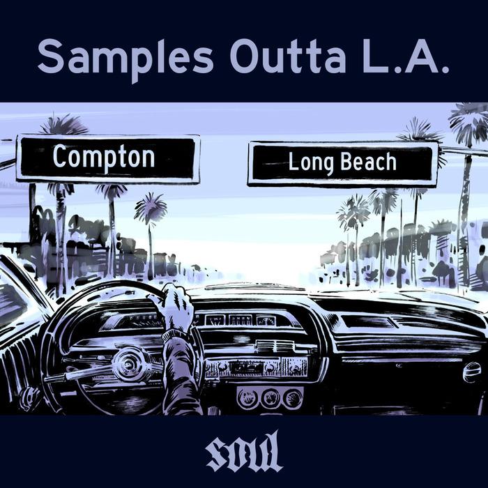 VARIOUS - Samples Outta LA (Soul)