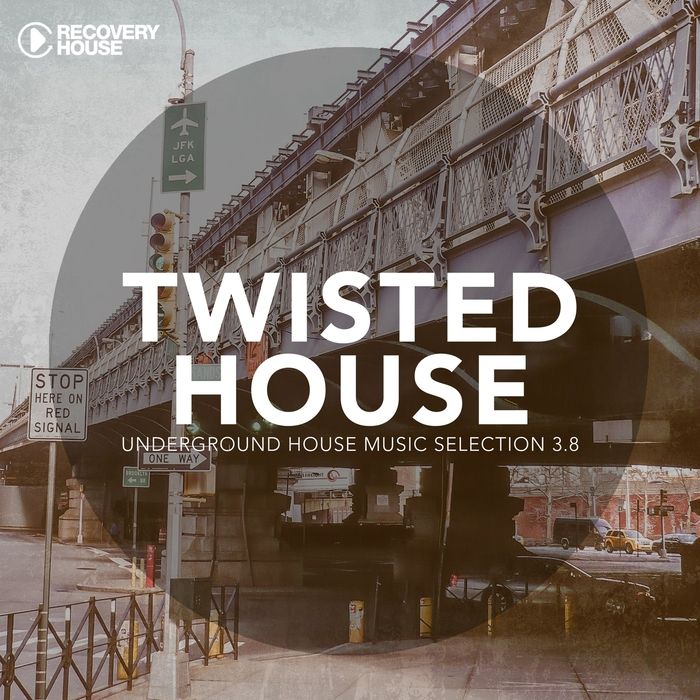 VARIOUS - Twisted House Vol 3.8