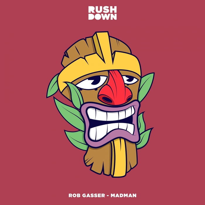 ROB GASSER - Madman