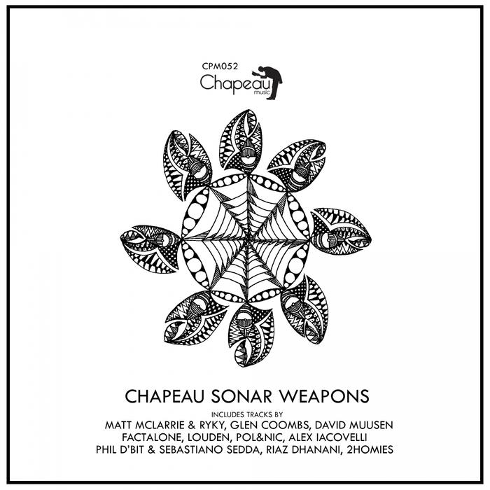 VARIOUS - Chapeau Sonar Weapons