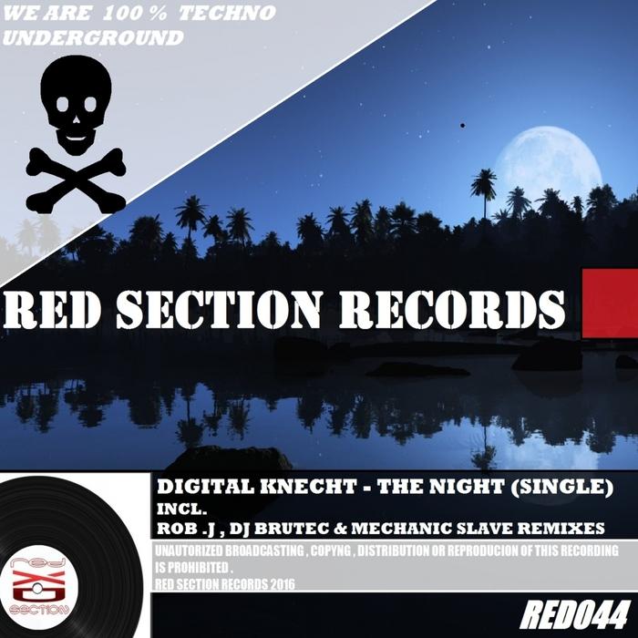 DIGITAL KNECHT - The Night