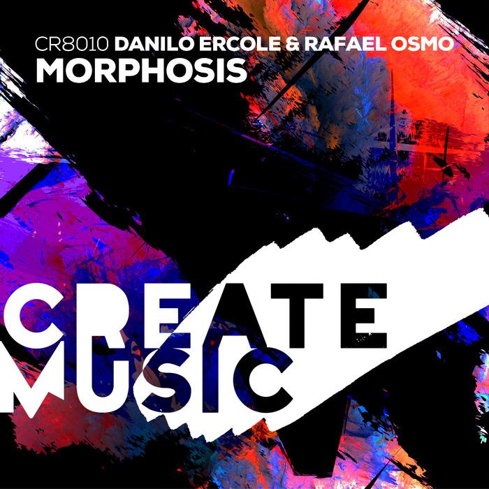 DANILO ERCOLE/RAFAEL OSMO - Morphosis