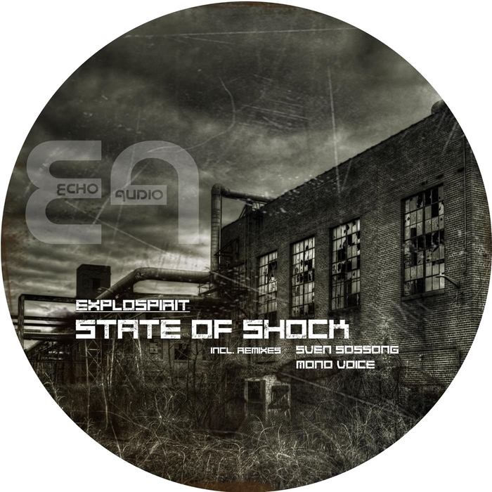 EXPLOSPIRIT - State Of Shock