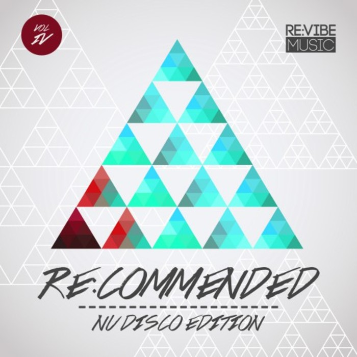 VARIOUS - Re:Commended: Nu Disco Edition Vol 4