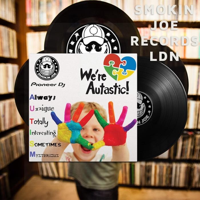 VARIOUS - We're Autastic